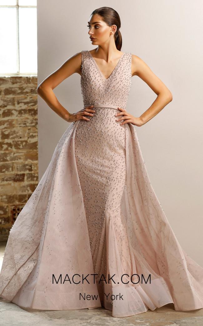 Jadore JX1023 Dusty Lilac Dress