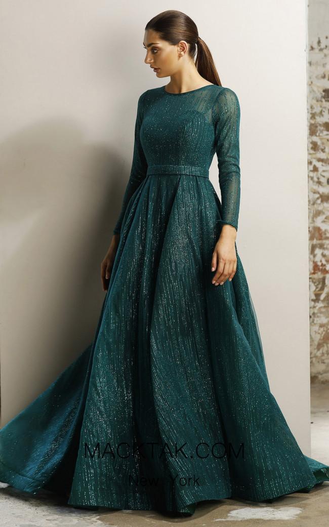 Jadore JX1116 Emerald Dress