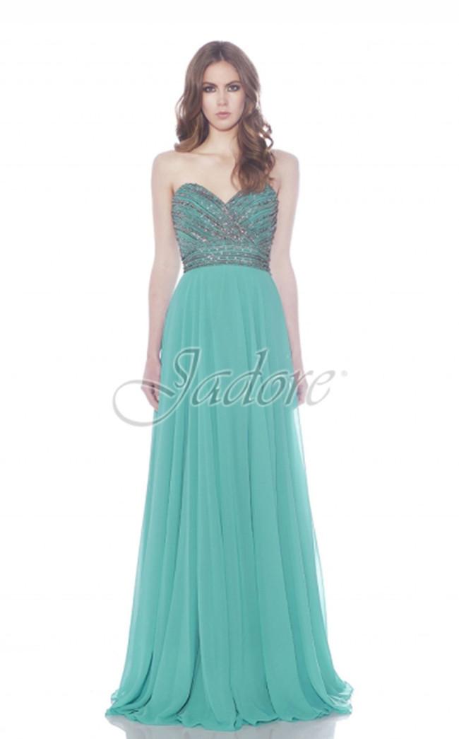 Jadore J7061 Front Dress