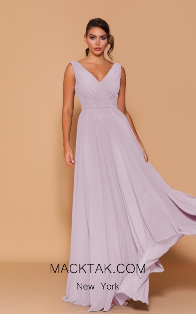Jadore Les Demoiselle LD1111 Vintage Front Dress