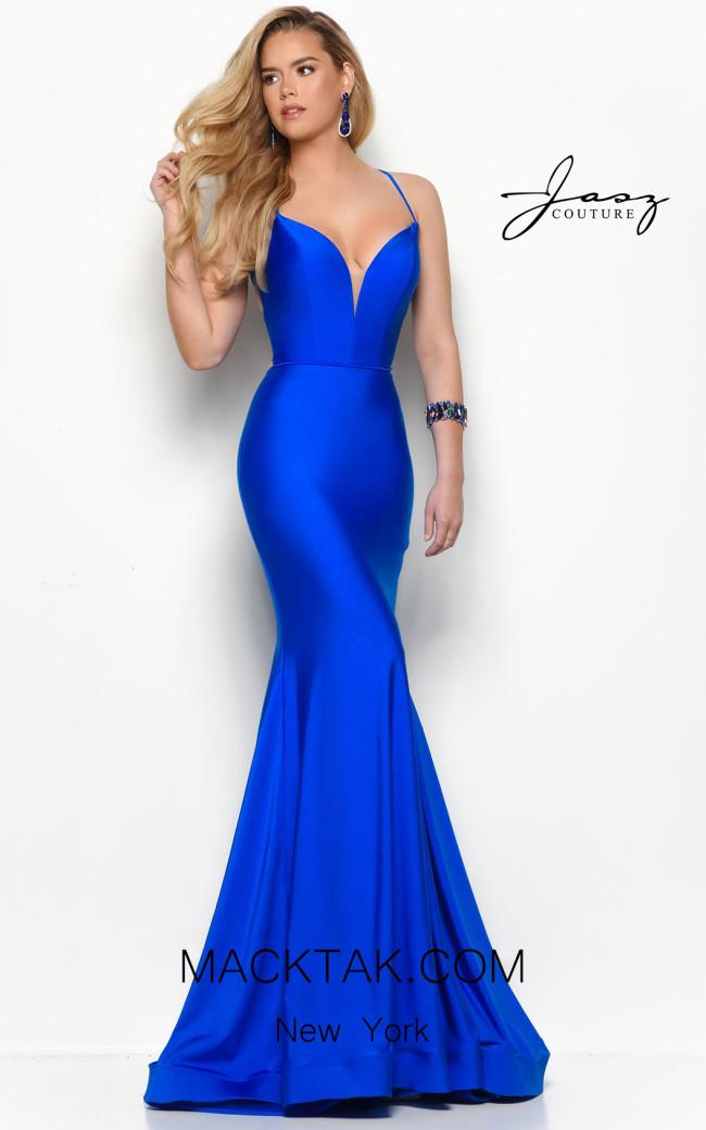 Jasz Couture 7148 Royal Front Dress
