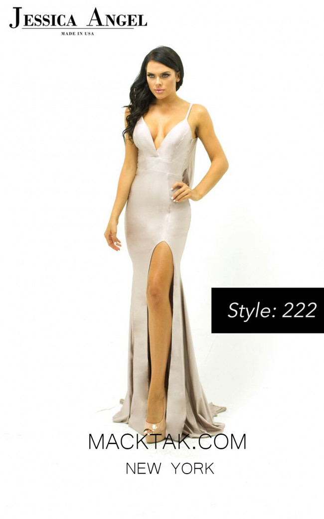 Jessica Angel 222 Front Dress