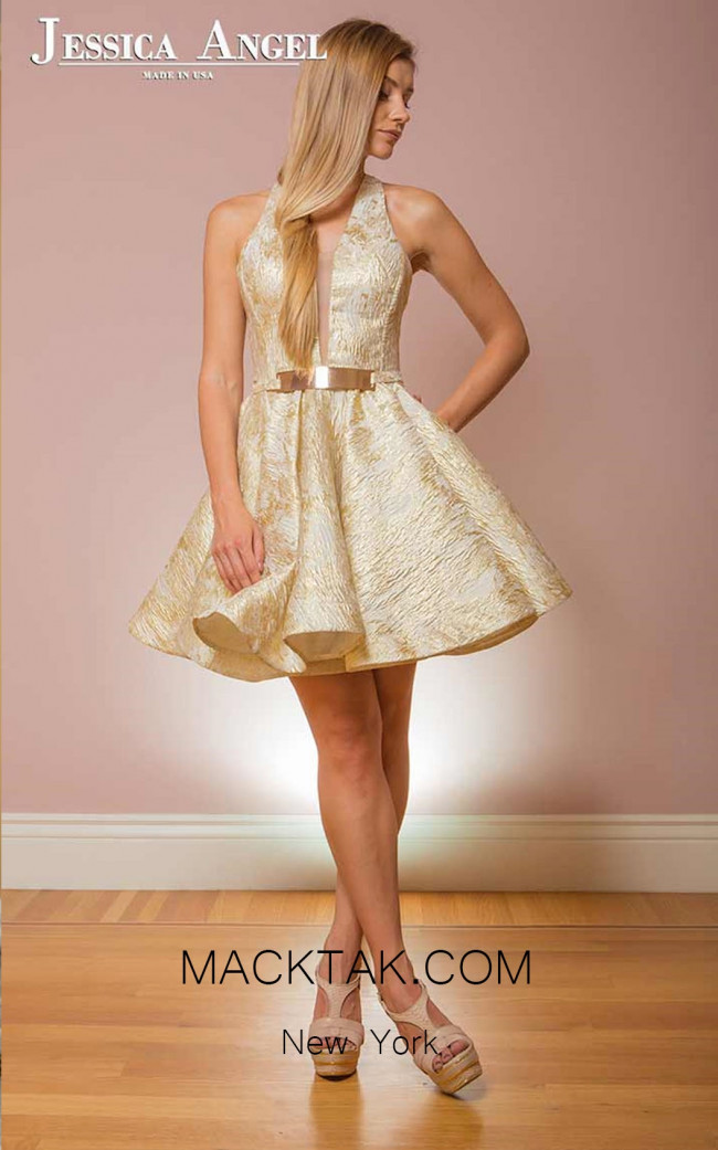 Jessica Angel 107 Front Dress