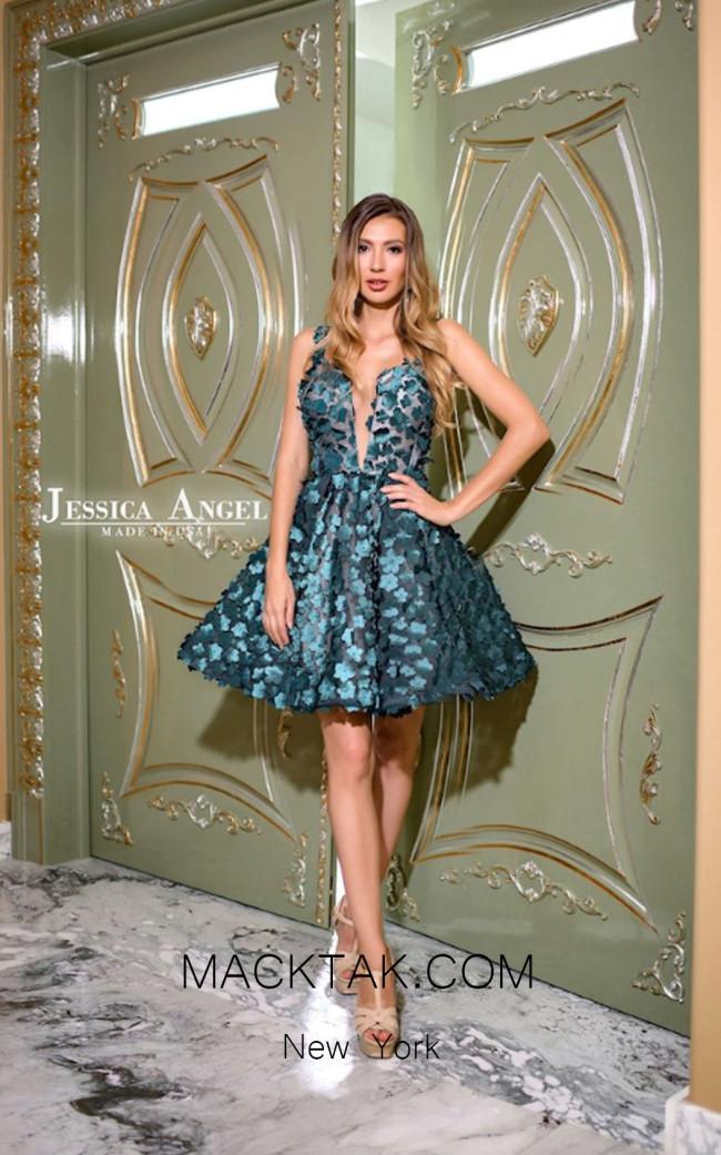 Jessica Angel 125 Front Dress