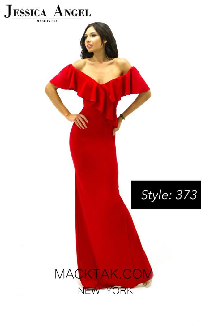 Jessica Angel 373 Front Dress