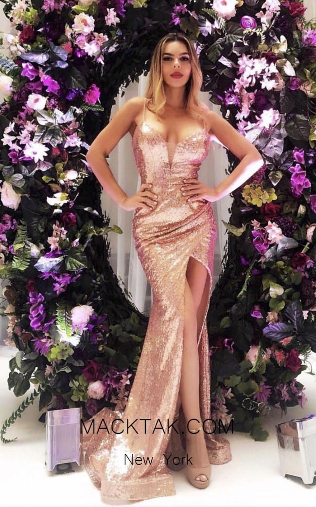 Jessica Angel 610 Front Dress