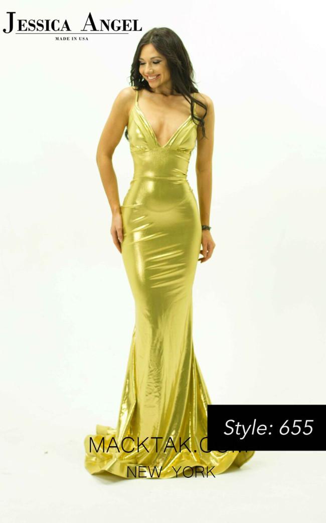 Jessica Angel 655 Front Dress
