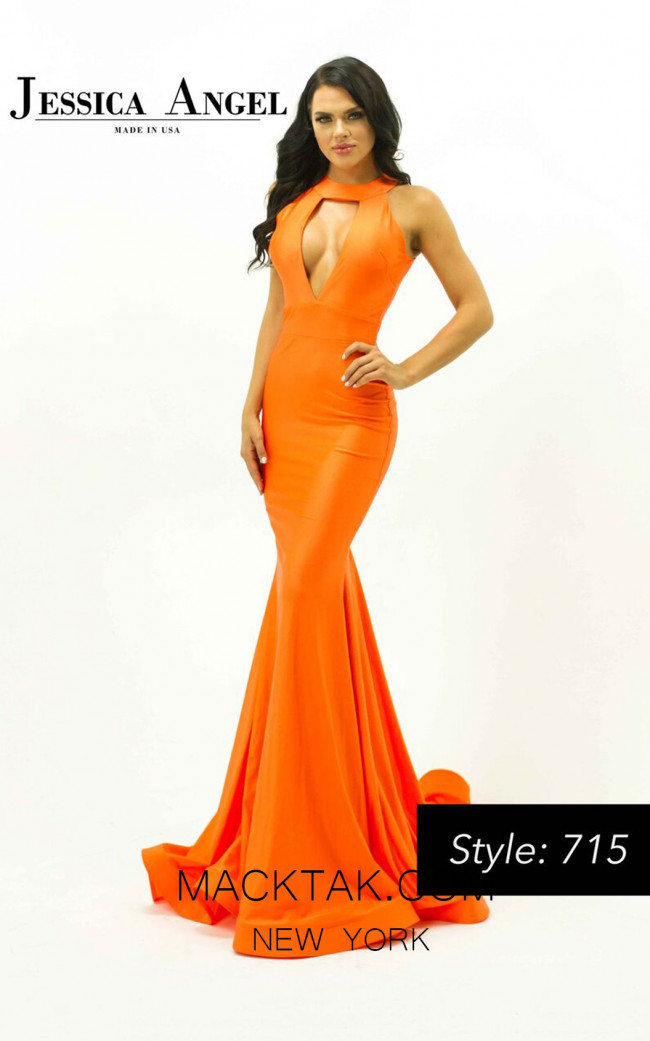 Jessica Angel 715 Front Dress