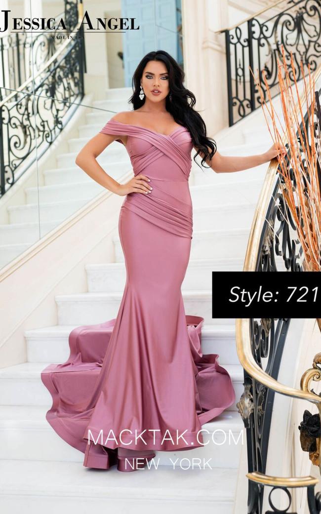 Jessica Angel 721 Front Dress
