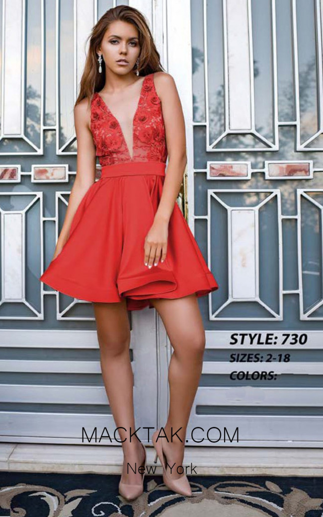 Jessica Angel 730 Front Dress