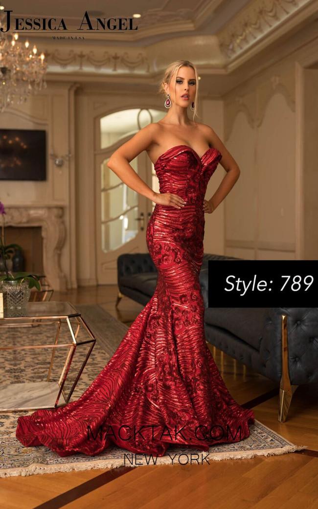 Jessica Angel 789 Front Dress