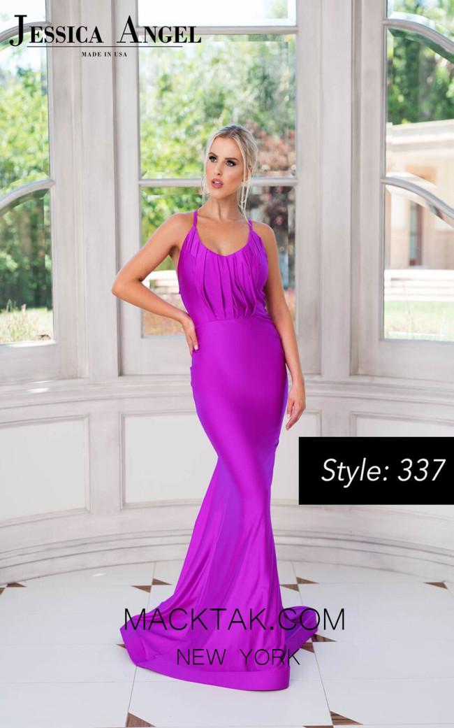 Jessica Angel Front 337 Dress
