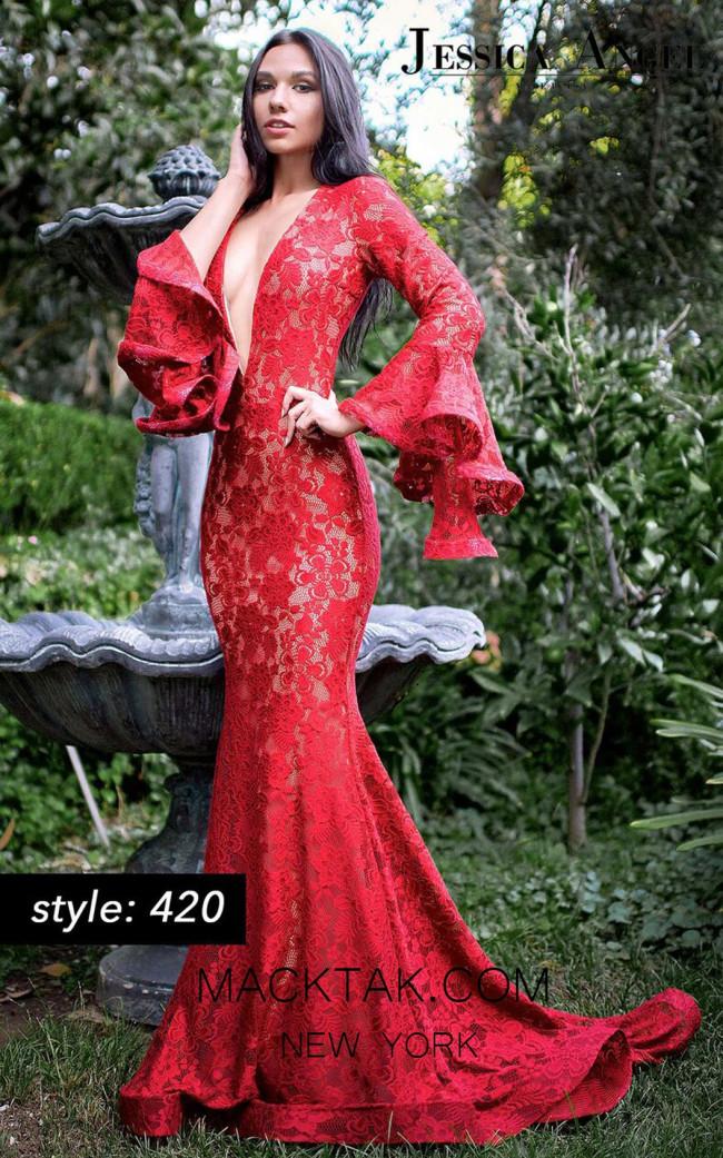 Jessica Angel 420 Front Dress