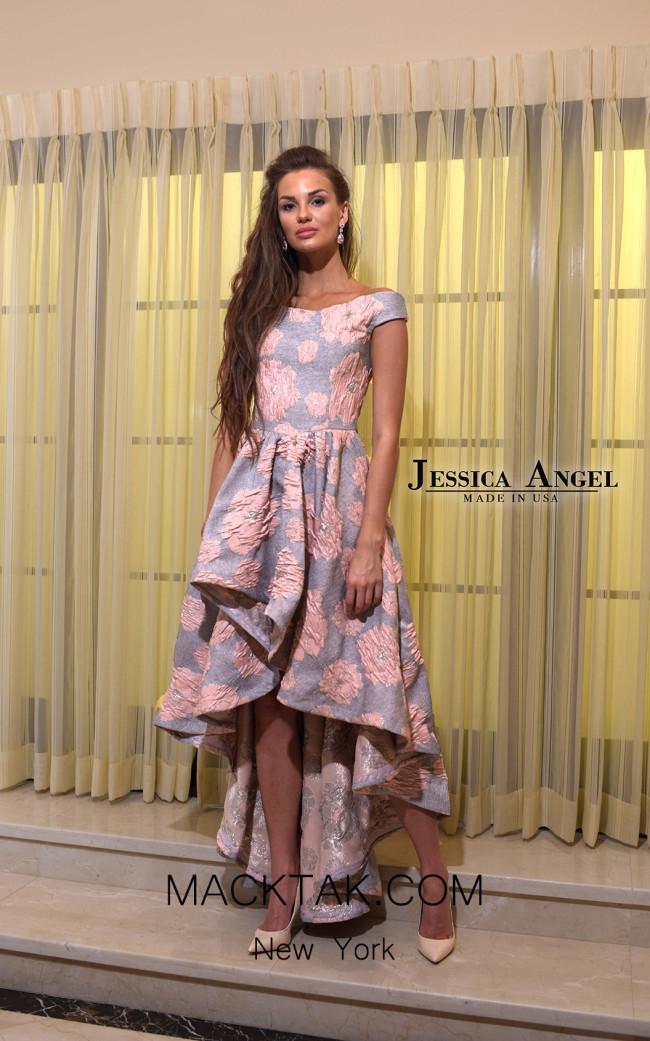 Jessica Angel 135 Front Dress