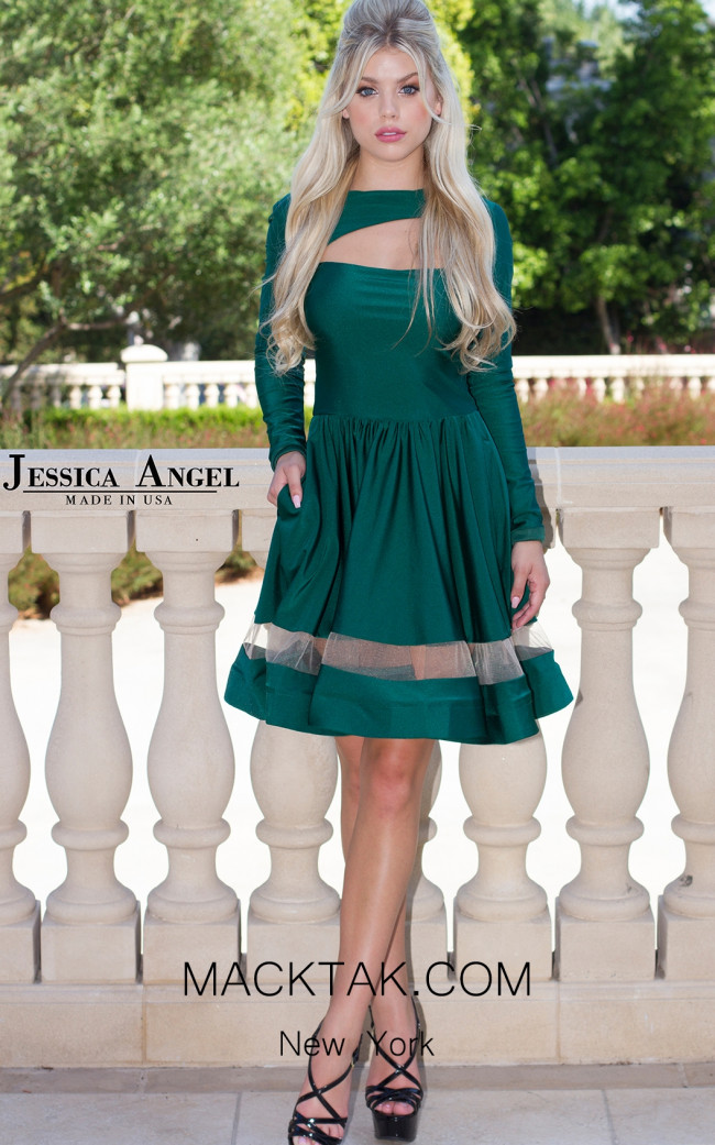 Jessica Angel 144 Front Dress