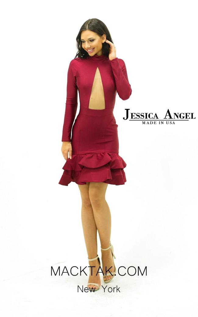 Jessica Angel 177 Front Dress