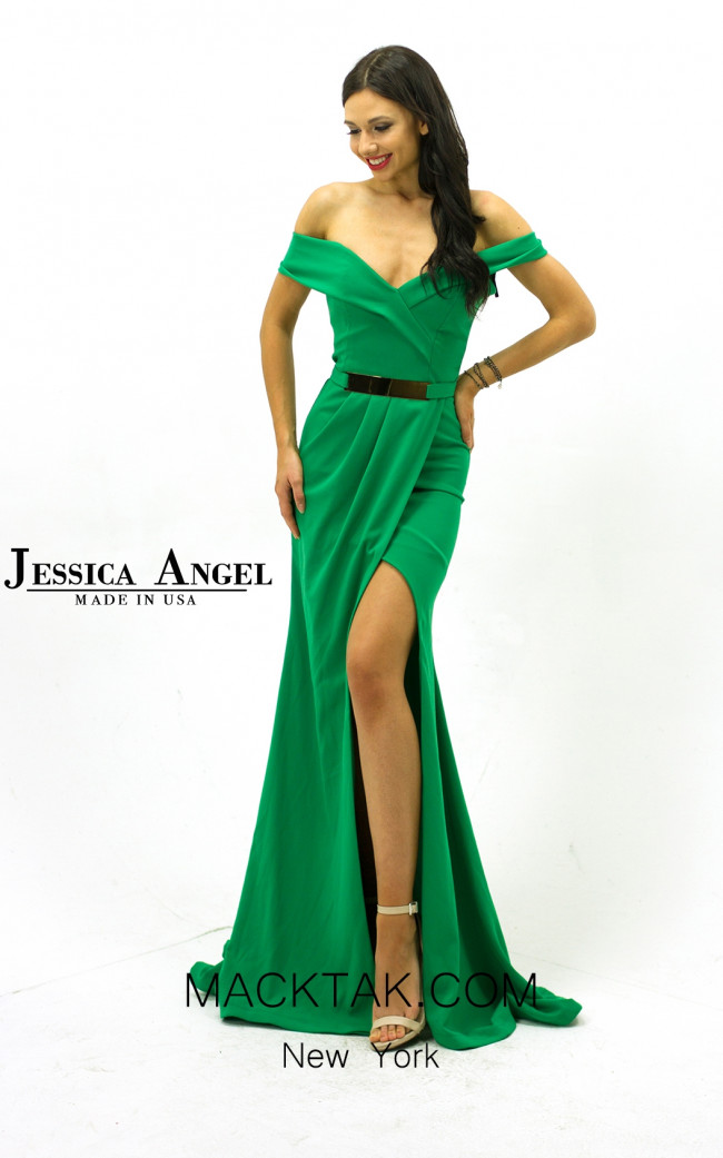 Jessica Angel 199 Front Dress