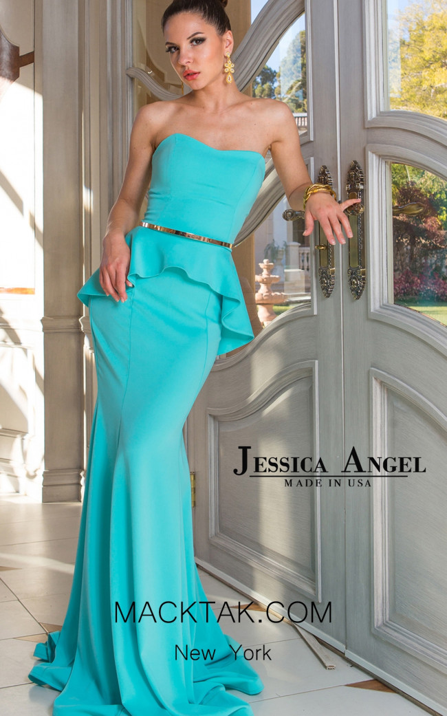 Jessica Angel 209 Front Dress