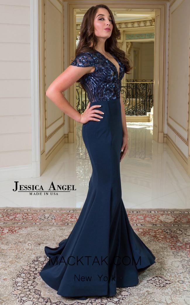 Jessica Angel 215 Front Dress