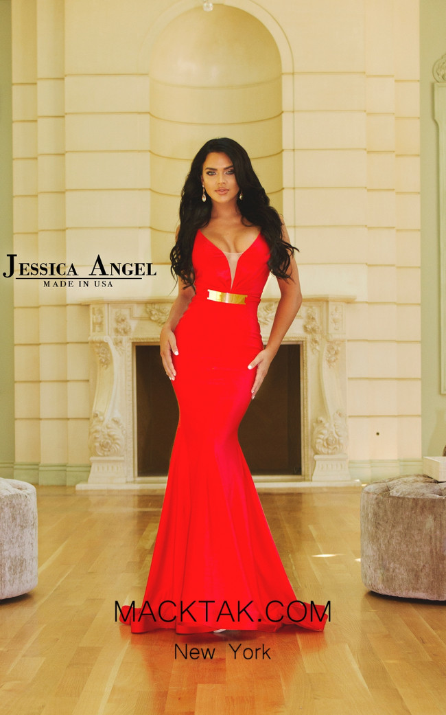 Jessica Angel 303 Front Dress