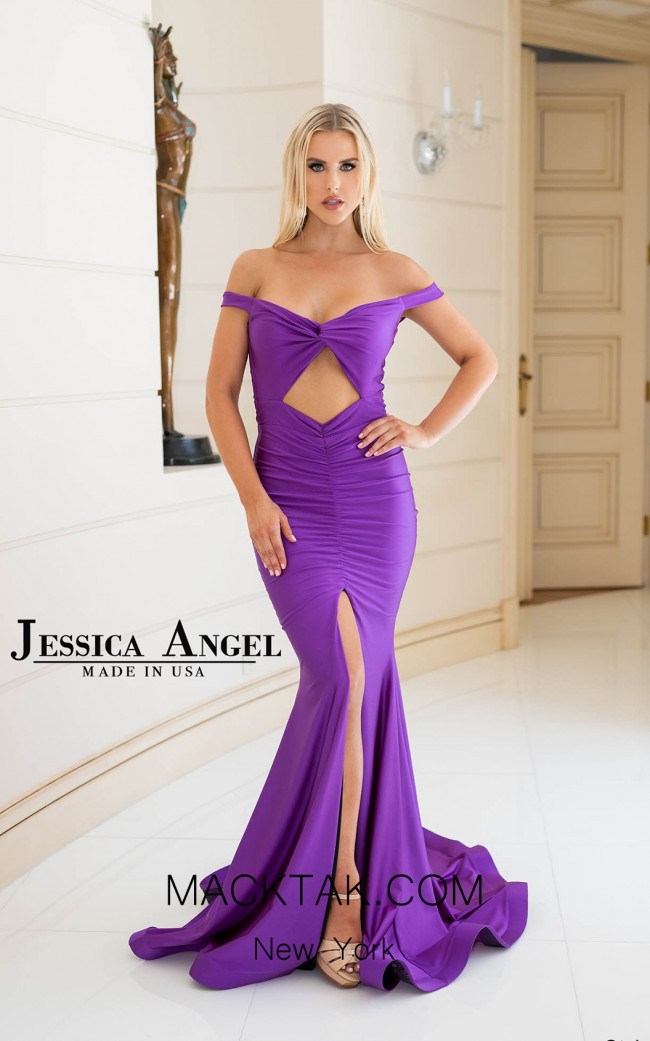 Jessica Angel 305 Front Dress