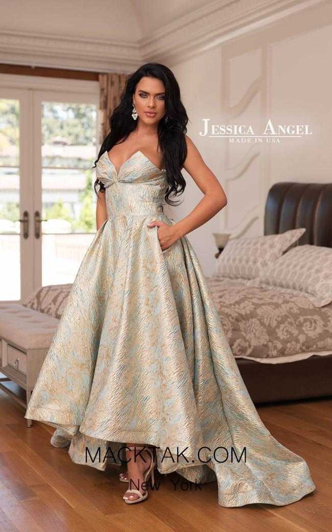 Jessica Angel 307 Front Dress