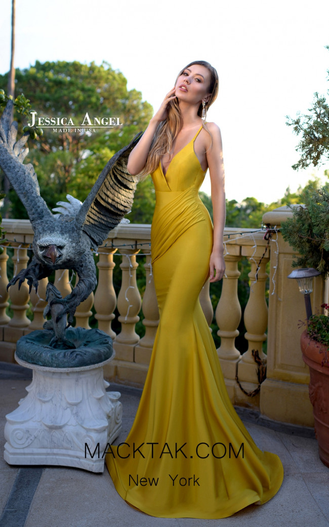Jessica Angel 345 Front Dress