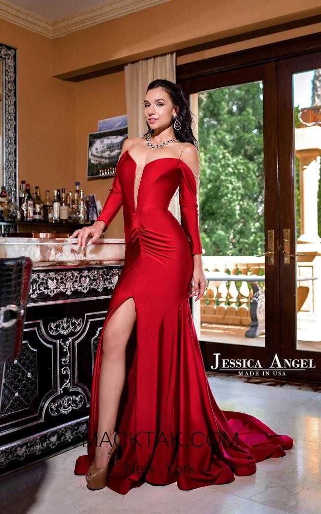 Jessica Angel 355 Front Dress