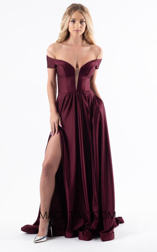 Jessica Ange 381 Front Dress