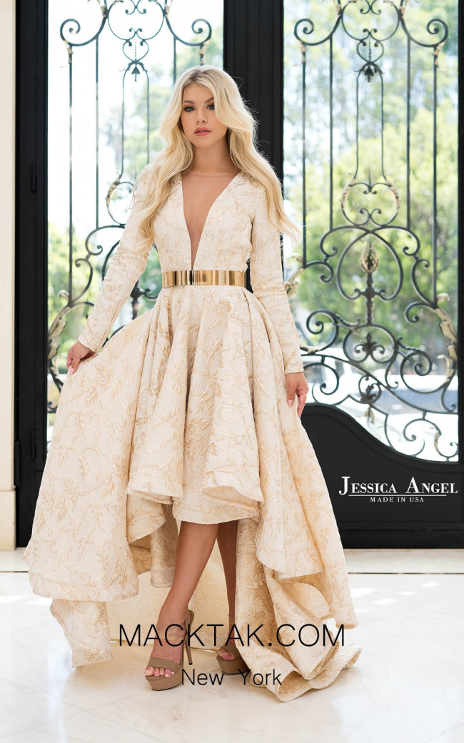 Jessica Angel 395 Front Dress