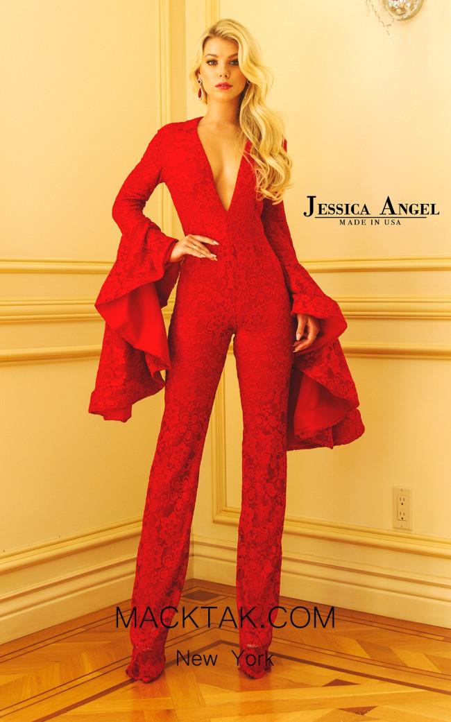 Jessica Angel 421 Front Dress