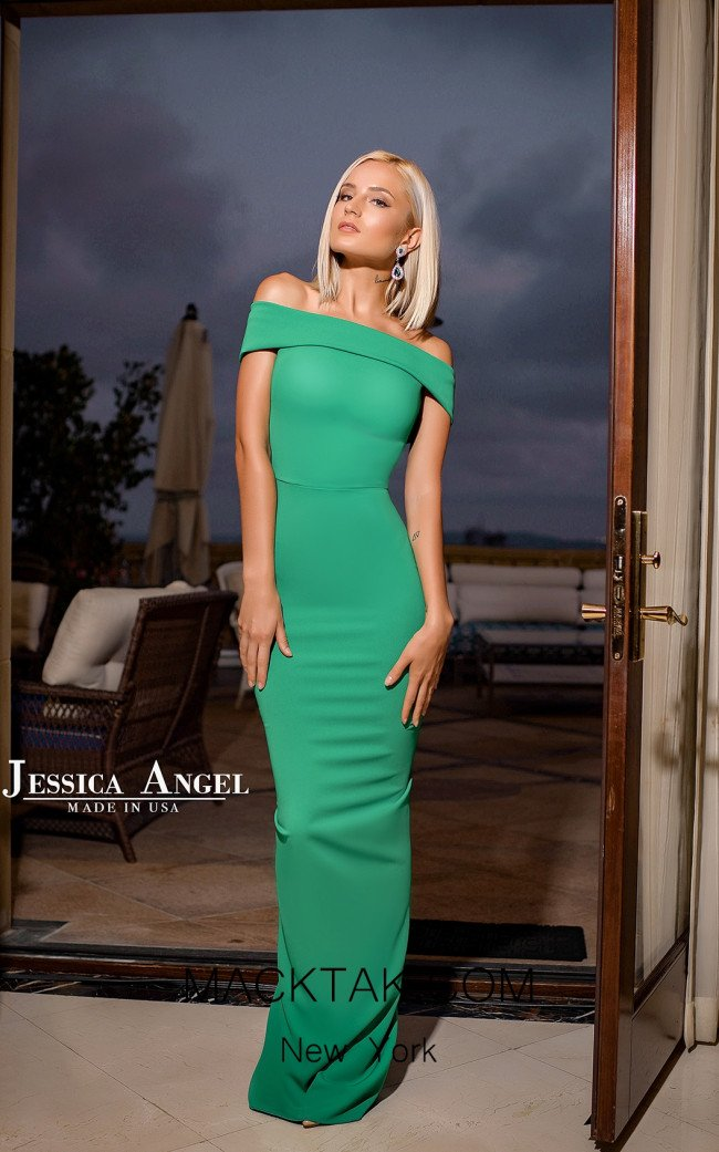 Jessica Angel 428 Front Dress