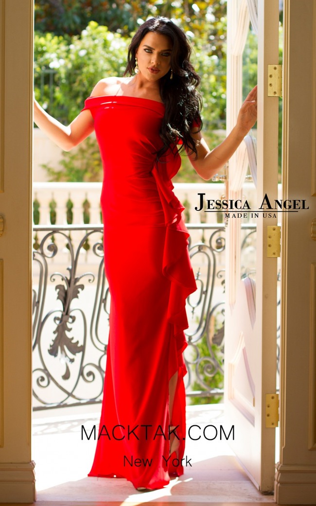 Jessica Angel 445 Front Dress