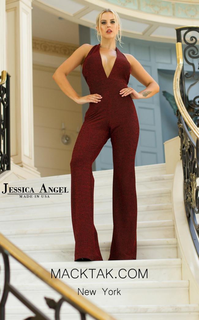 Jessica Angel 519 Front Dress