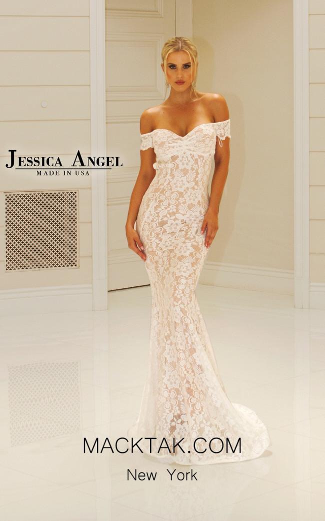 Jessica Angel 530 Front Dress