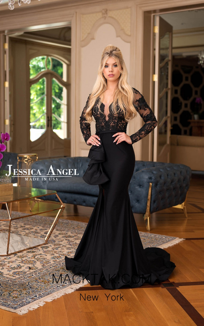 Jessica Angel 537 Front Dress