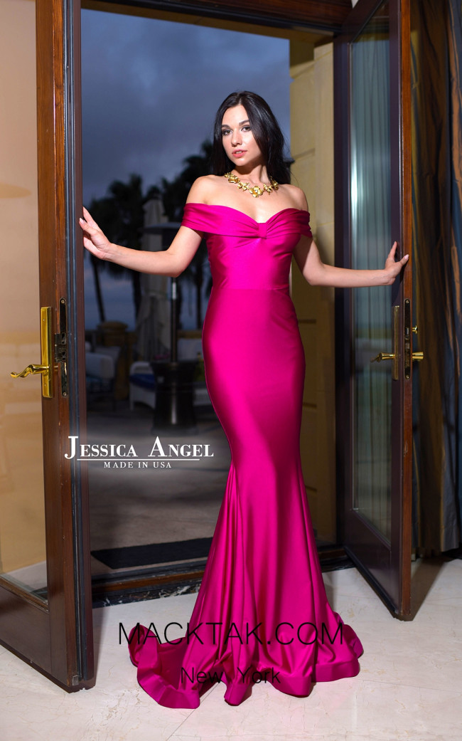 Jessica Angel 538 Front Dress