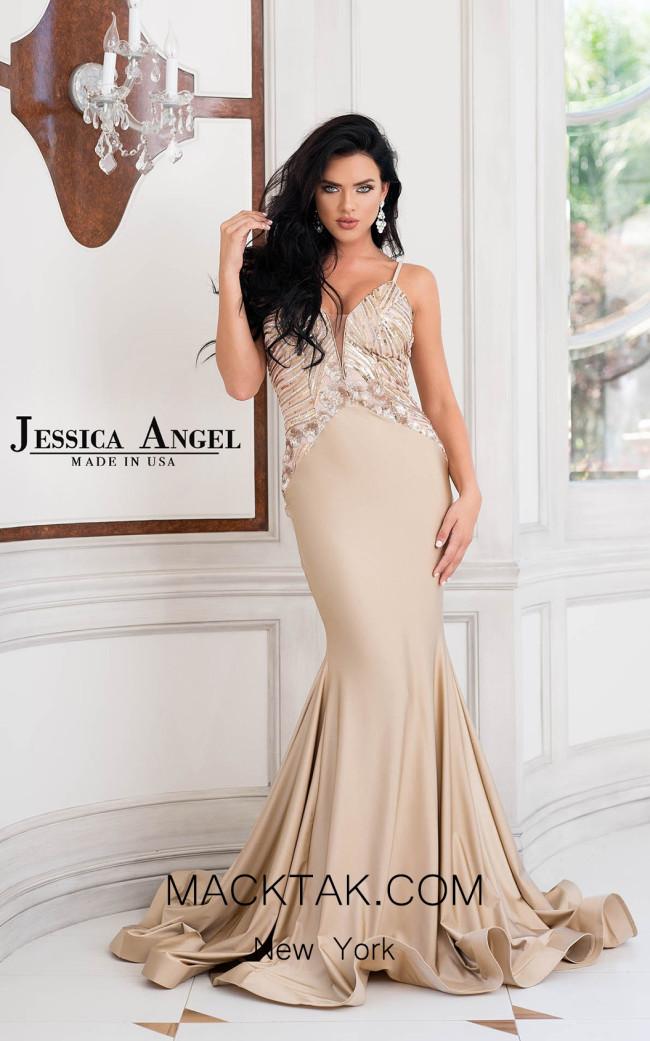 Jessica Angel 543 Front Dress