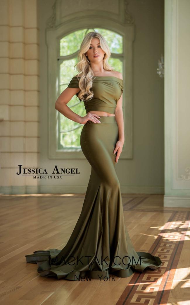 Jessica Angel 558 Front Dress