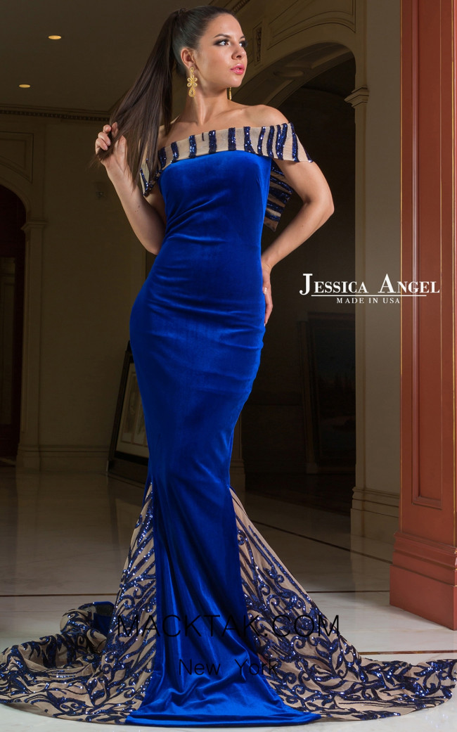Jessica Angel 575 Front Dress
