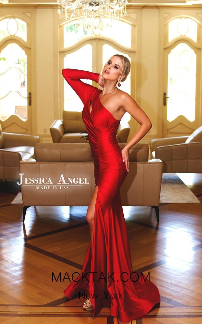 Jessica Angel 711 Front Dress