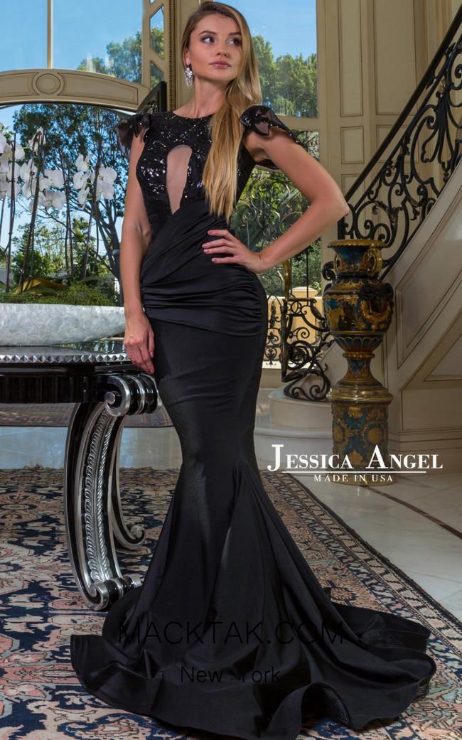 Jessica Angel 724 Front Dress