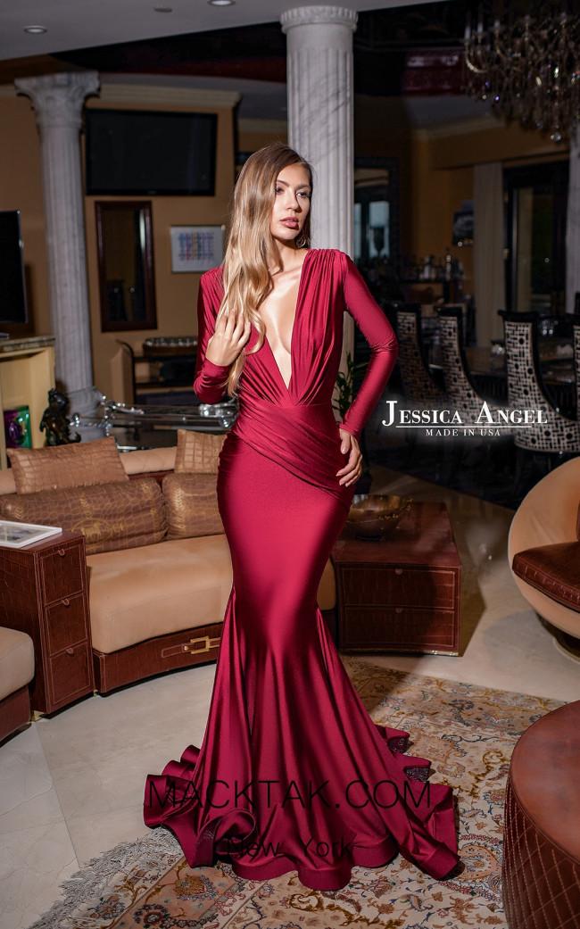 Jessica Angel 725 Front Dress