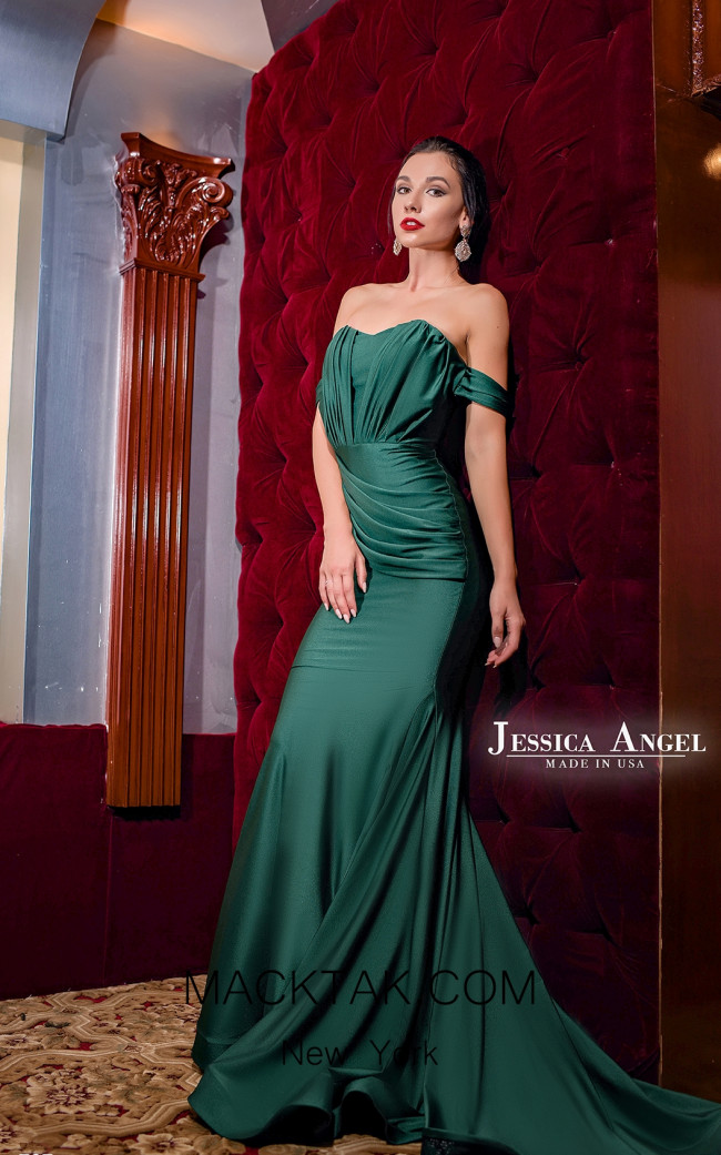 Jessica Angel 787 Front Dress