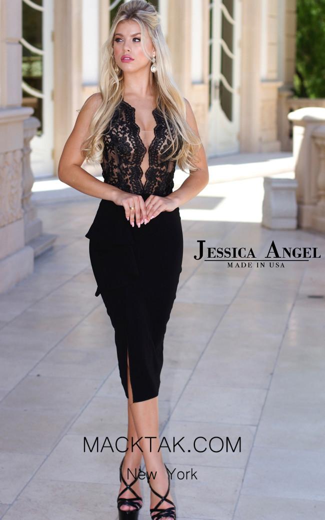 Jessica Angel 818 Front Dress