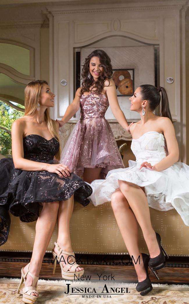 Jessica Angel 823 Front Dress
