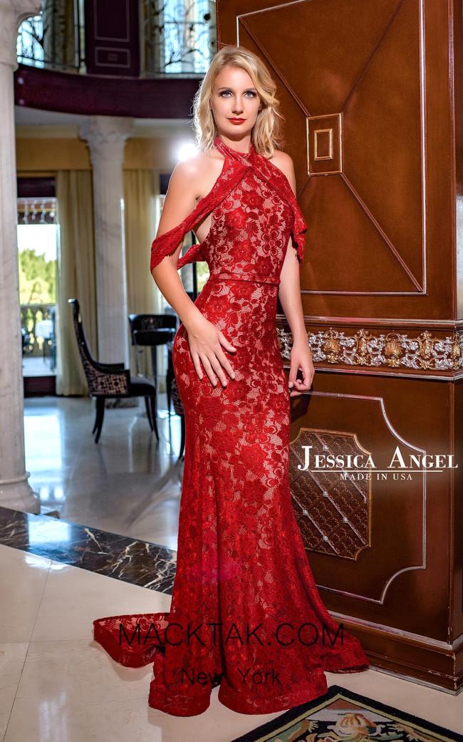 Jessica Angel 888 Front Dress