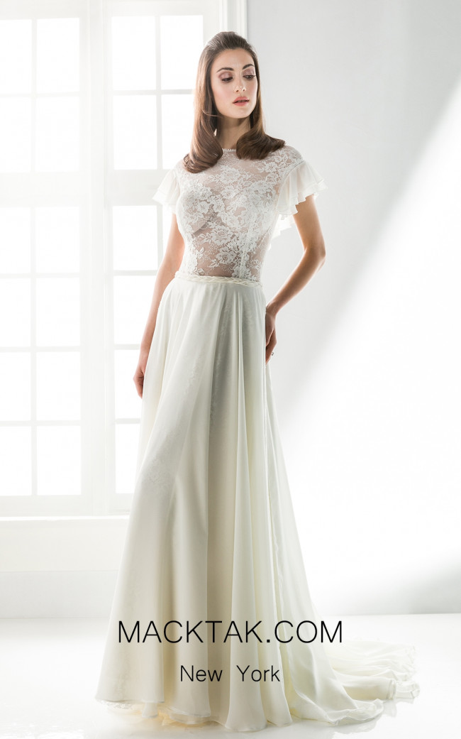 Jiouli Evniki 739 Wedding Dress