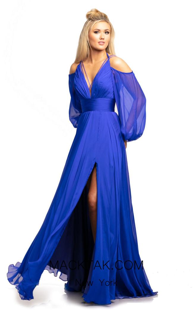 Johnathan Kayne 2038 Royal Front Dress