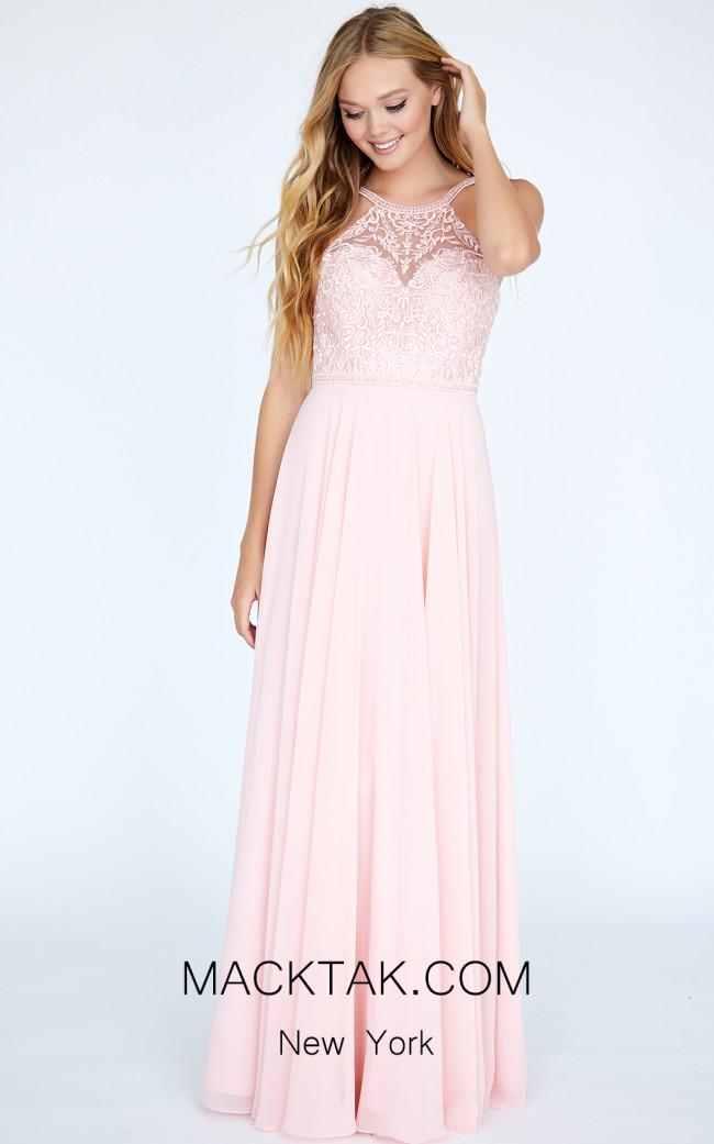 Jolene E20000 Blush Front Dress